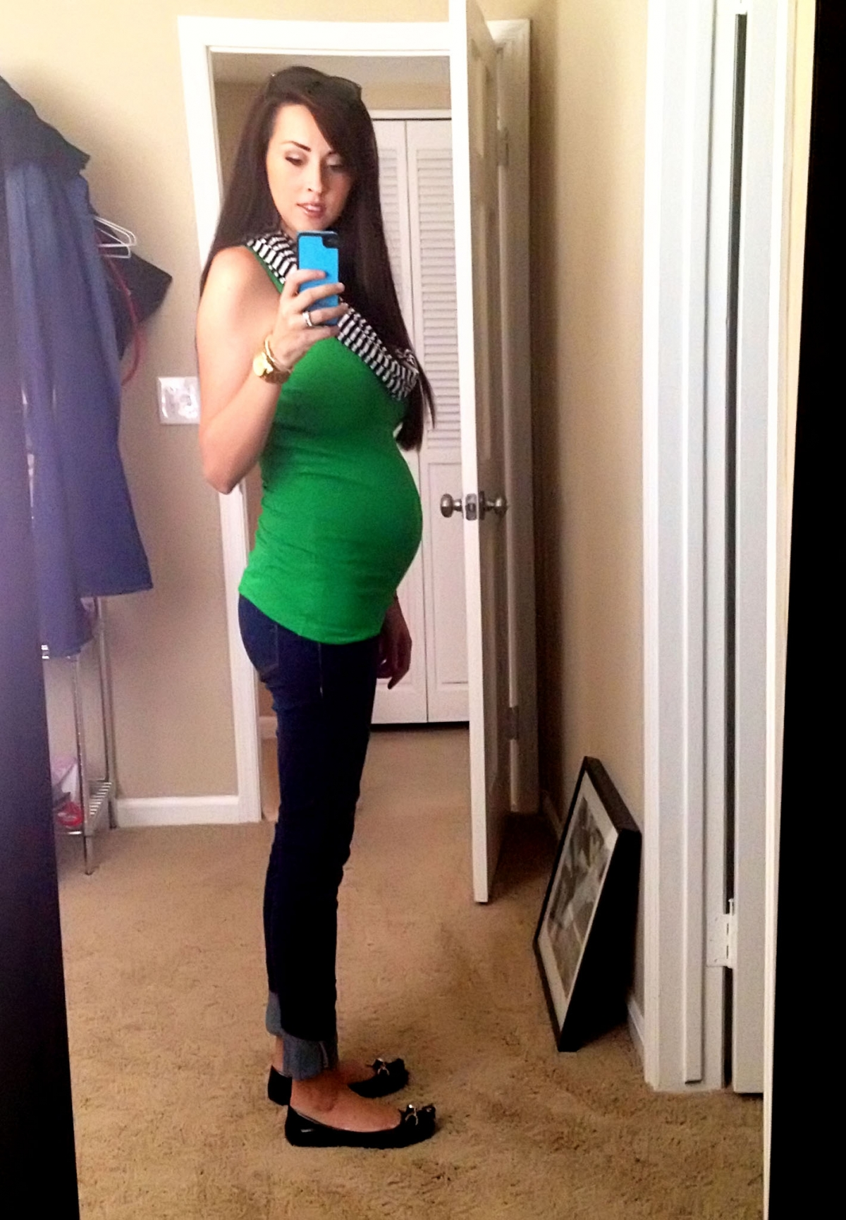 20 Weeks Pregnant Picture And Summary 187 Newbie Mom