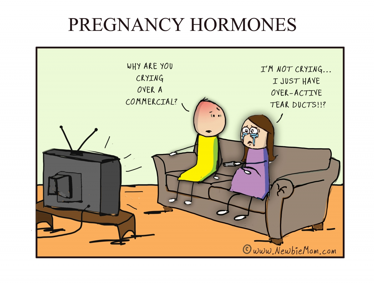 Pregnant Hormone 77