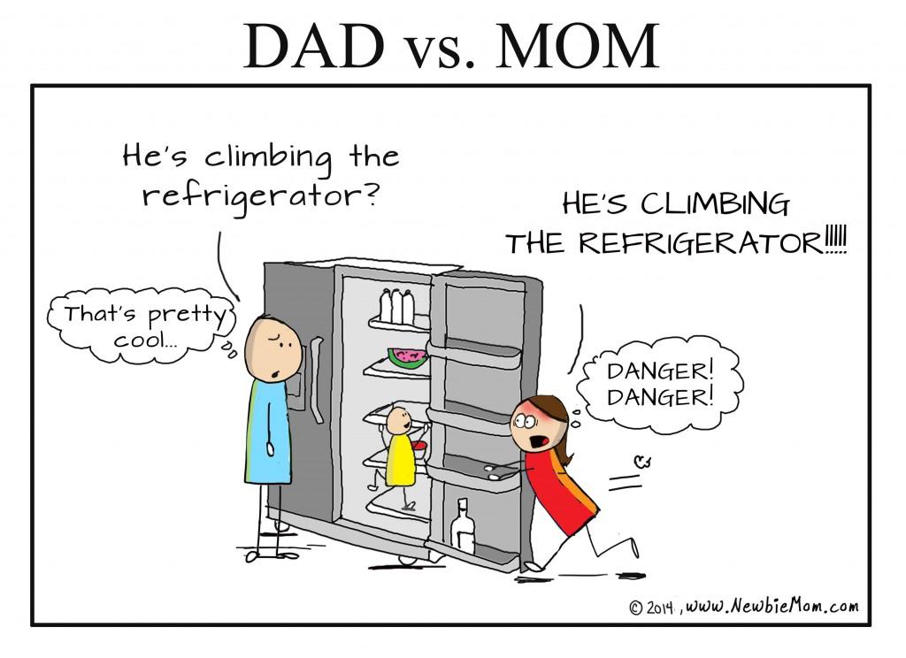 dad vs